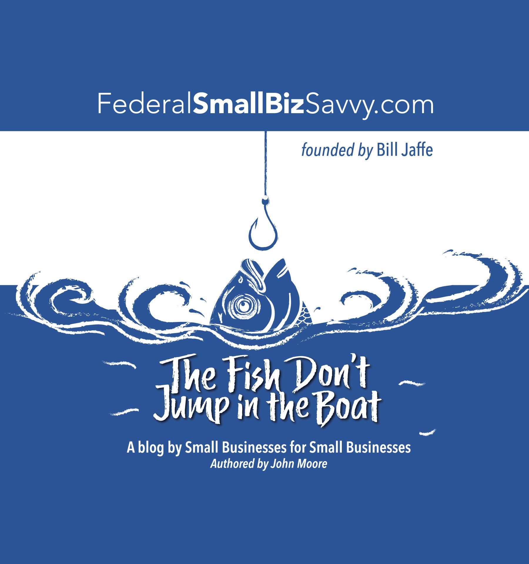 Fish Don't Jump Logo